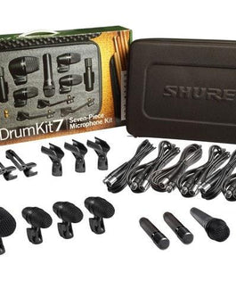 Shure PGA Drum Kit 7 | 7 Piece Drum Mic Kit