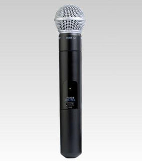 Shure PGXD24/SM58 Digital Wireless Handheld Microphone System
