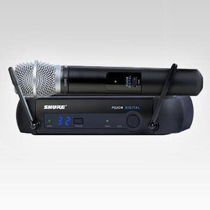 Shure PGXD24/SM86 Digital Wireless Handheld Microphone System