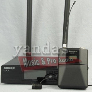 Shure QLXD14/84 Lavalier Wireless Microphone System G50
