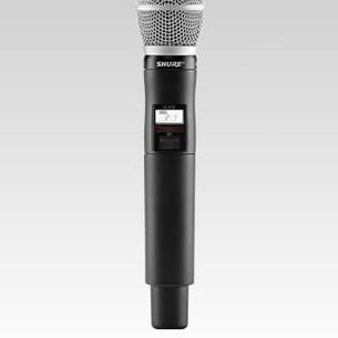Shure QLXD2/SM86 Handheld Wireless Microphone Transmitter G50