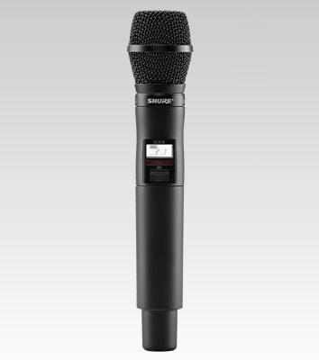 Shure QLXD2/SM87 Handheld Wireless Microphone Transmitter G50