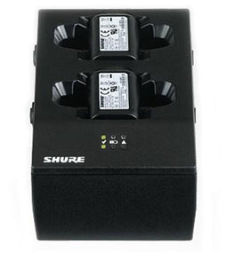 Shure SBC200 Dual-Dock Wireless Battery Charger