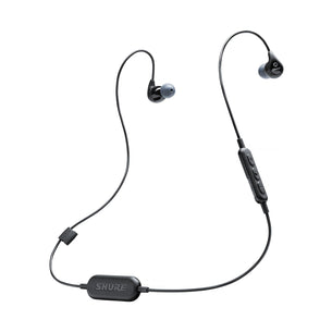 Shure SE112 Wireless Earphones | Bluetooth