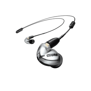 Shure SE425-V+BT2 Wireless Sound Isolating Earphones - Silver