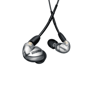 Shure SE425-V+UNI Sound Isolating Earphones - Silver