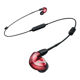 Shure SE535LTD-BT1 Sound Isolating Ear Phones | Red
