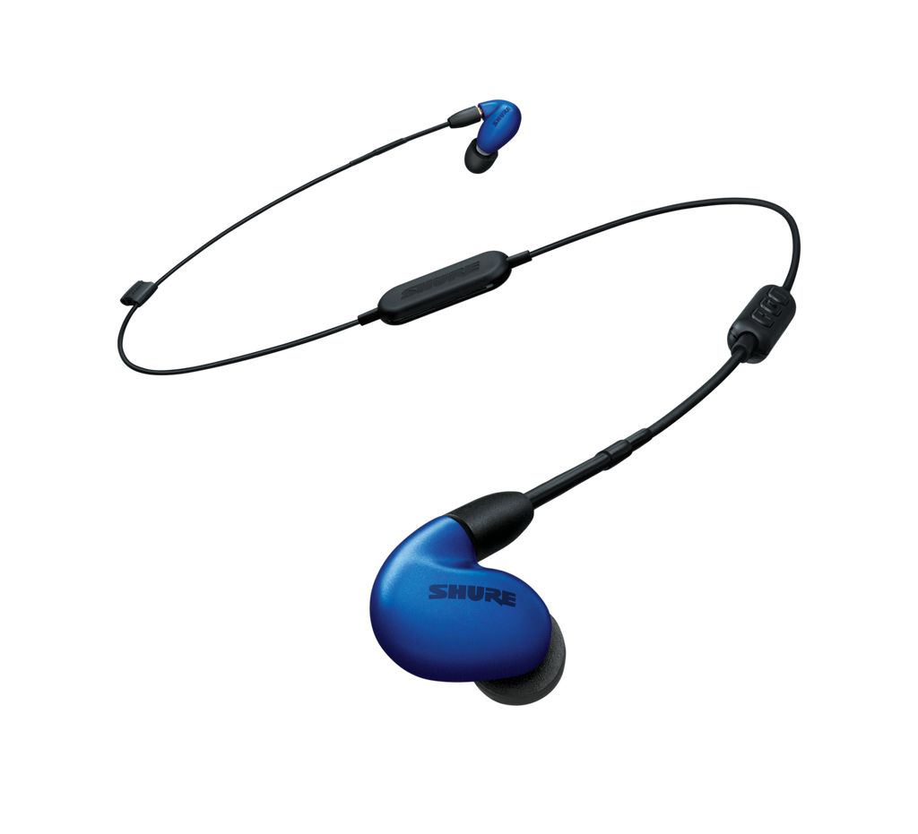 Shure SE846-BLU+BT1 Sound Isolating Earphones