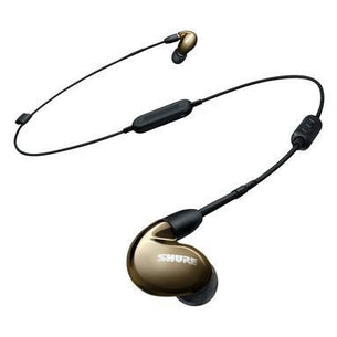 Shure SE846 Sound Isolating Earphones | Bronze | Bluetooth