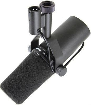 Shure SM7B Cardioid Dynamic Studio Vocal Microphone