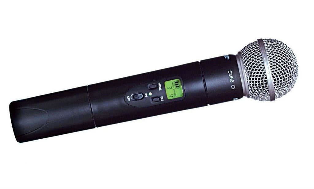 Shure ULX2/58 Wireless Handheld Microphone Transmitter G3 (470-506MHz)