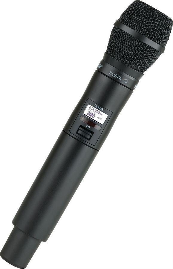 Shure ULXD2/SM87 Wireless Handheld Microphone Transmitter G50