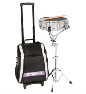 Snare Drum Kit w/rolling case