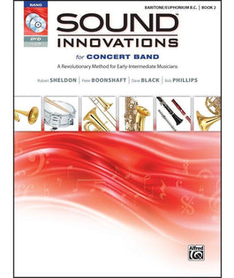 Sound Innovations for Concert Band | Baritone BC Book 2