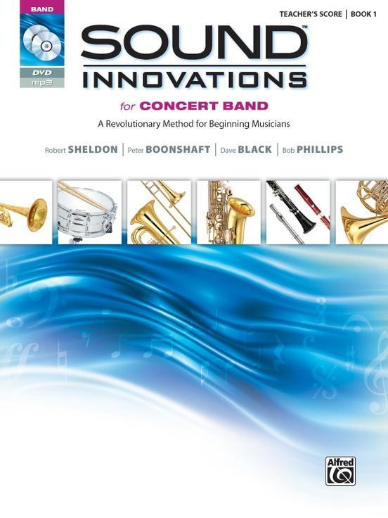 Sound Innovations for Concert Band | Teacher's Score Book 1