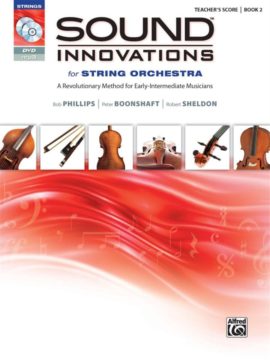 Sound Innovations for Concert Band | Teacher's Score book 2