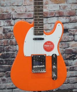 Squier Affinity Series Telecaster | Competion Orange