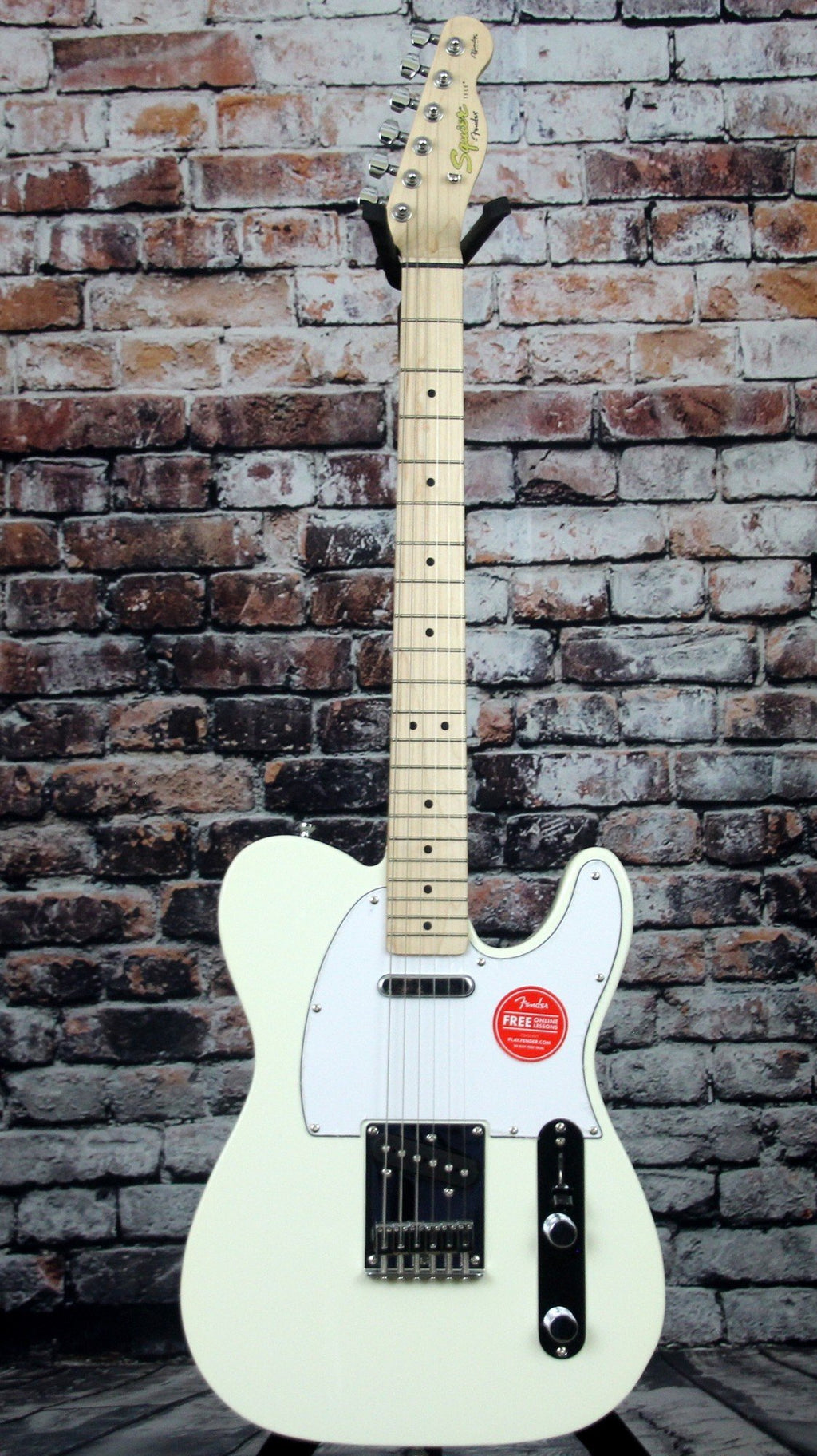 squier affinity series telecaster electric guitar yandas music. Black Bedroom Furniture Sets. Home Design Ideas