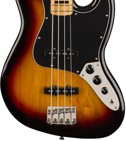Squier Classic Vibe '70s Jazz Bass | 3-Color Sunburst