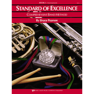 Stand Of Excellence Book 1 - Alto Clarinet