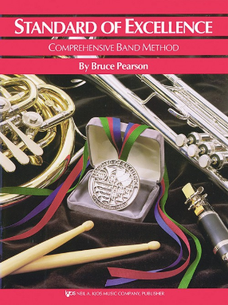 Standard of Excellence Book 1 | Tenor Sax