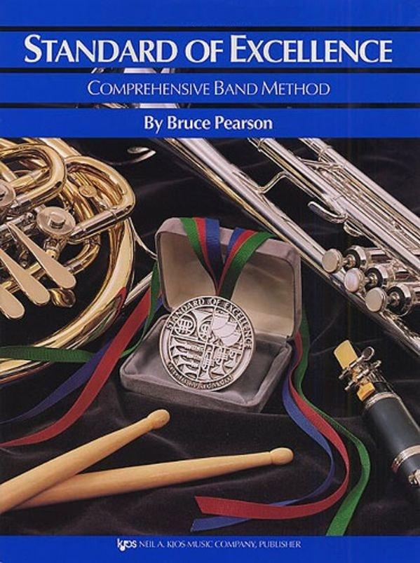Standard of Excellence Book 2 - Baritone T.C.