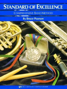 Standard of Excellence | Book 2 Clarinet