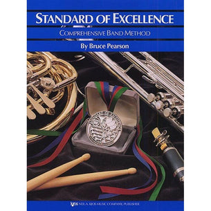 Standard of Excellence Book 2 - Trumpet / Cornet