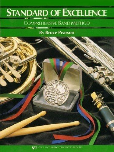 Standard of Excellence Book 3 - Baritone T.C.