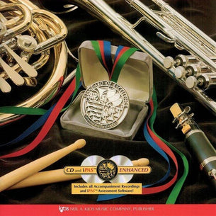 Standard of Excellence Enhanced Book 1 - Alto Sax