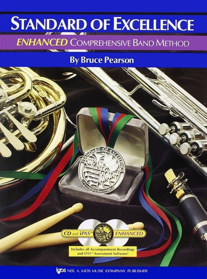 Standard of Excellence Enhanced Book 2 - Drums & Mallet