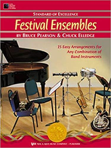 Standard of Excellence Festival Ensembles - French Horn