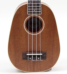 Store Demo | Amahi UK217 Traditional Mahogany Ukulele | Soprano Pineapple Soprano Pineapple