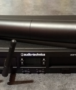 Store Demo | Audio Technica ATW-1302 System 10 Pro Handheld Wireless System