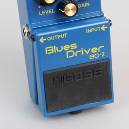 Store Demo | Boss BD-2 Blues Driver | Overdrive Guitar Effect Petal