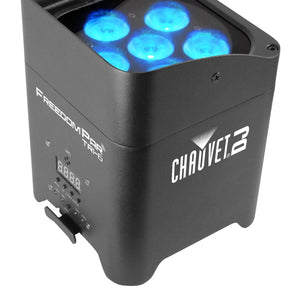 Store Demo | Chauvet Freedom Par TRI 6 Wireless TRI LED Par Light