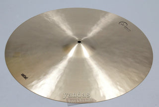 Store Demo | Dream Cymbals Contact Series Heavy Ride Cymbal | 22 inch 22 Inch