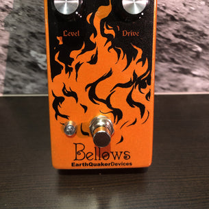 Store Demo | Earthquaker Devies Bellows Fuzz Driver Pedal