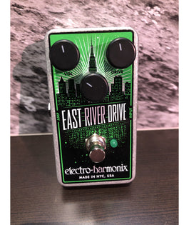 Store Demo | Electro Harmonix East River Overdrive Guitar Effects Pedal