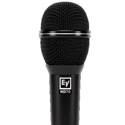 Store Demo | Electro Voice ND76 Dynamic Cardioid Vocal Microphone