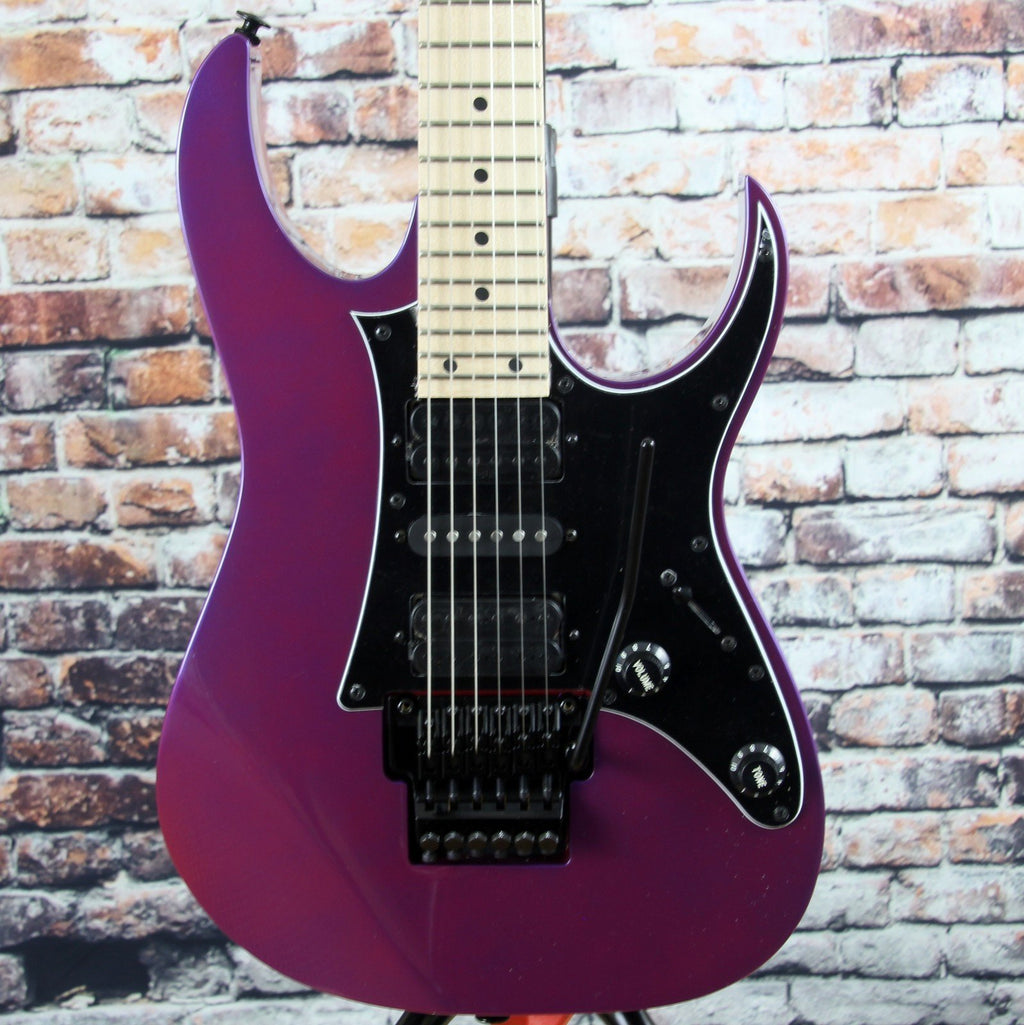 Store Demo | Ibanez RG550 Electric Guitar | RG Genesis Collection Purple Neon