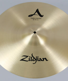 Store Demo | Zildjian A Thin Crash Cymbal 18 Inch