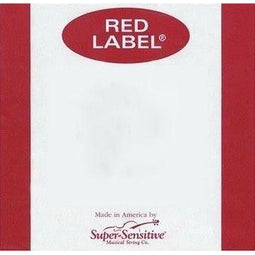 Super Sensitive Red Label 3/4 Size Cello Strings