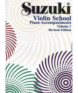 Suzuki Violin School | Piano Accompaniments Volume 1