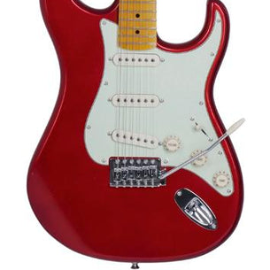 Tagima TG-530 Strat Style Electric Guitar | Metallic Red
