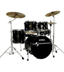 Tama 5-PC IMPERIALSTAR Drum Kit in Black
