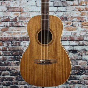 Teton STP103ENT Parlor Acoustic-Electric Guitar
