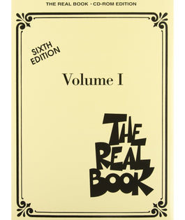 The Real Book | Volume 1 | 6th Edition