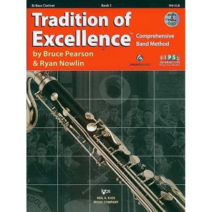 Tradition Of Excellence Book 1 - Bass Clarinet