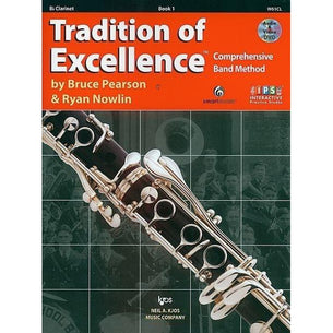 Tradition Of Excellence Book 1 - Clarinet